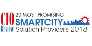 20 Most Promising Smartcity Solutions providers-2018
